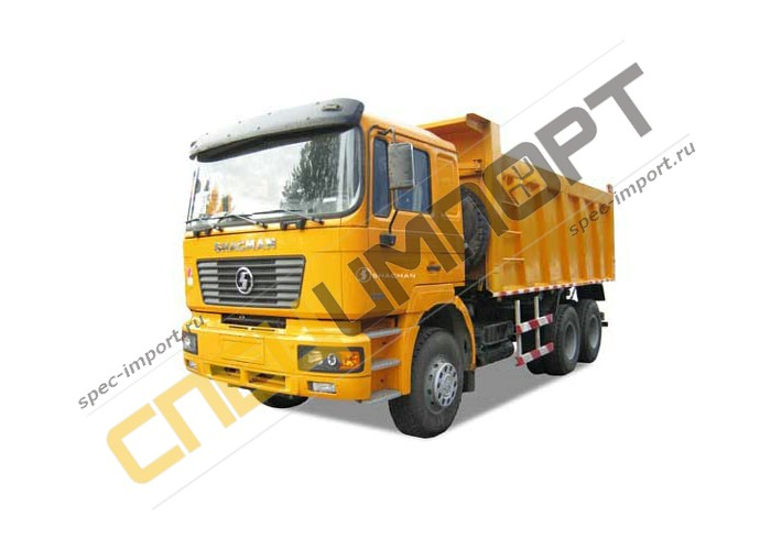 SHAANXI 6x4 - SX3255DR384 WP12